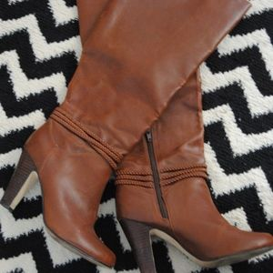 H&M knee length boots
